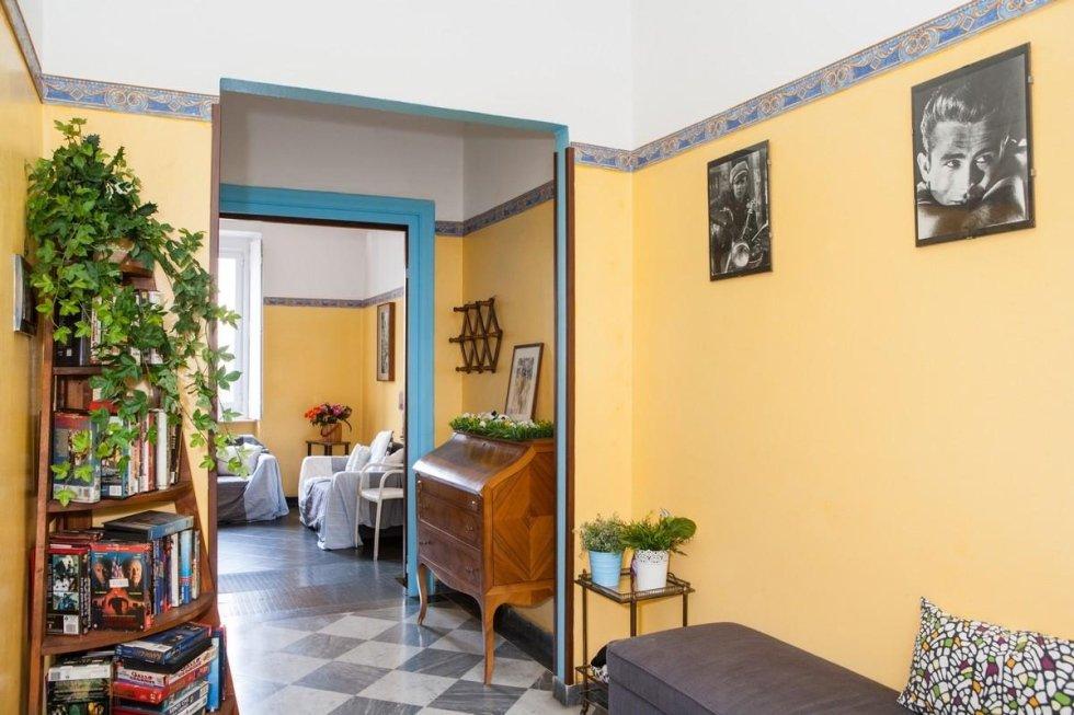Casa Carlotta Genova 5