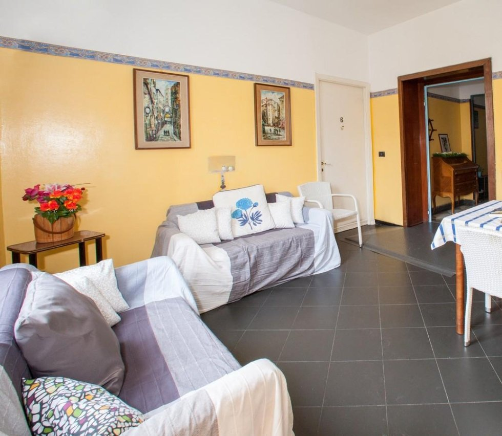 Casa Carlotta Genova 9